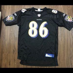 🏈 🐦 Baltimore Ravens Heap Jersey by Reebok
